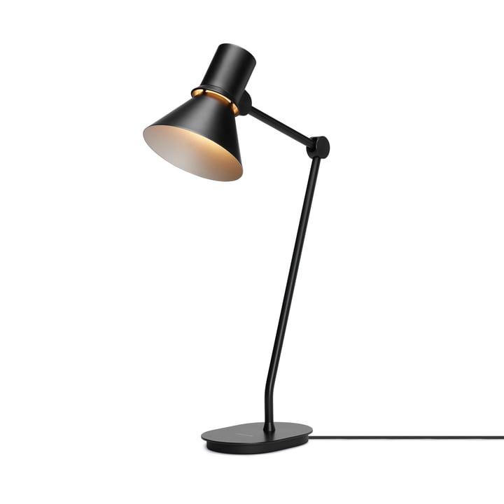 Type 80 bordlampe, sort mat fra Anglepoise