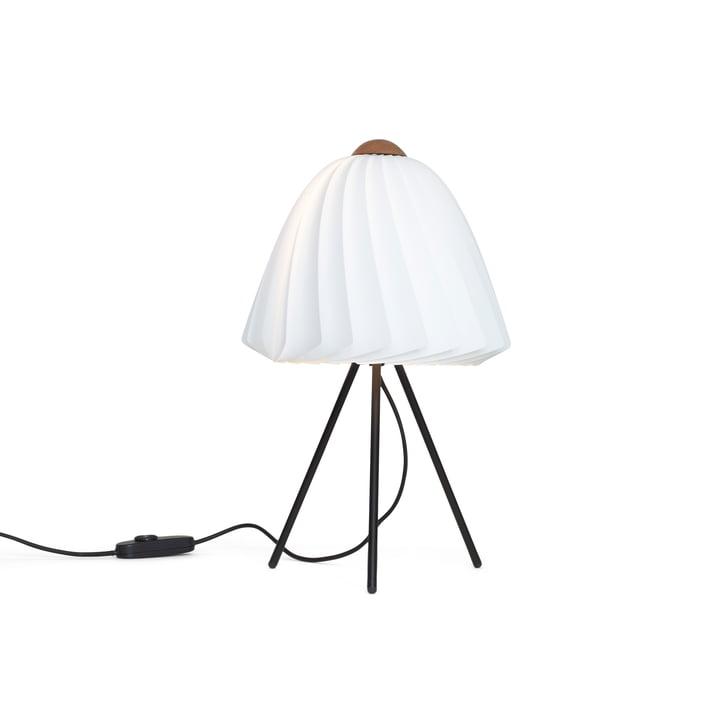 Balett bordlampe fra Spring Copenhagen i hvid