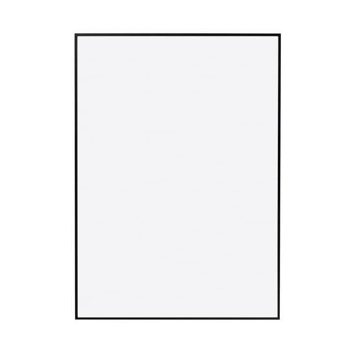 Illustrate billedramme 50 x 70 cm fra by Lassen i sort