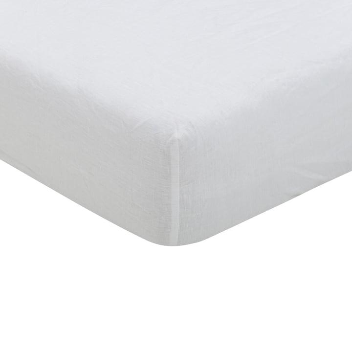 Maxime plade, hvid af Passion for Linen