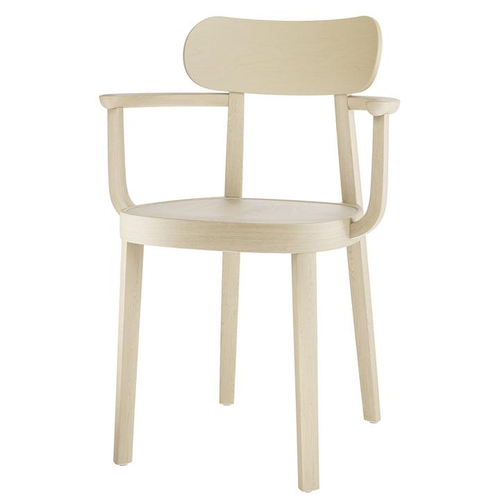 118 MF lænestol af Thonet i natur
