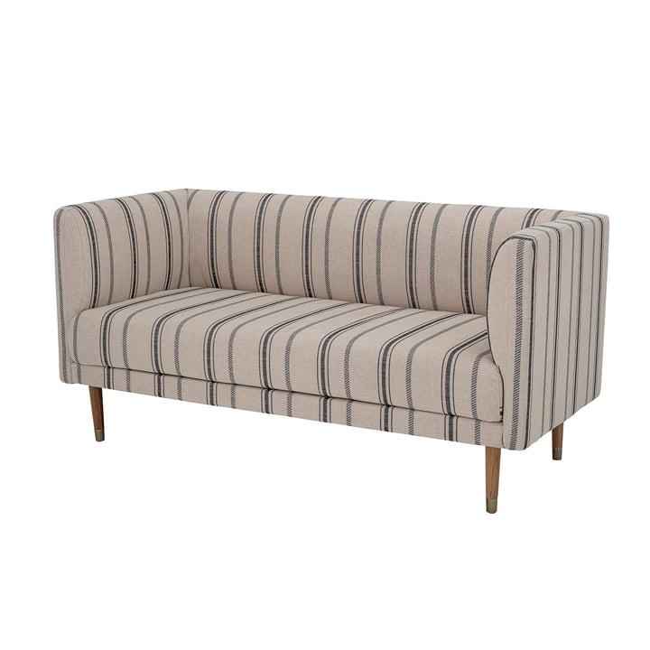 Nolan sofa fra Bloomingville i naturhvid