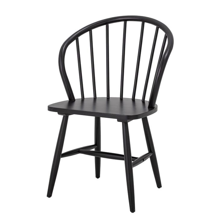 Olin Dining Chair fra Bloomingville i sort