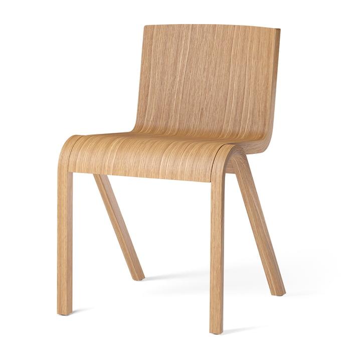 Ready Dining Chair, naturlig eg fra Menu