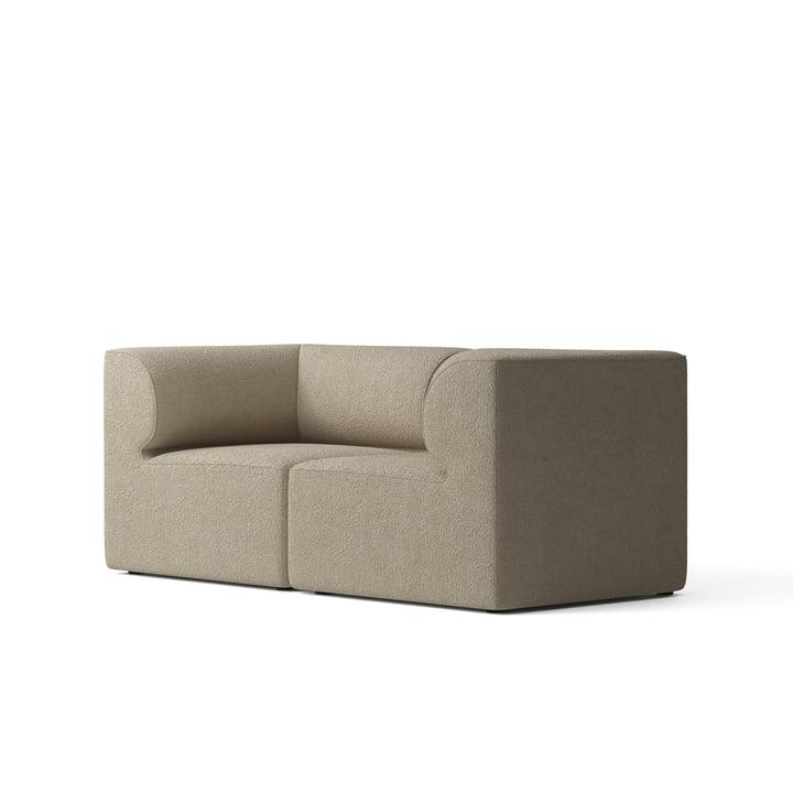 Eave 86 2-personers sofa, bouclé beige fra Menu