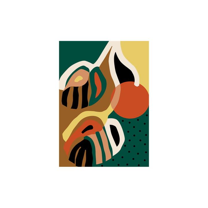 Rama plakat af Paper Collective, 30 x 40 cm