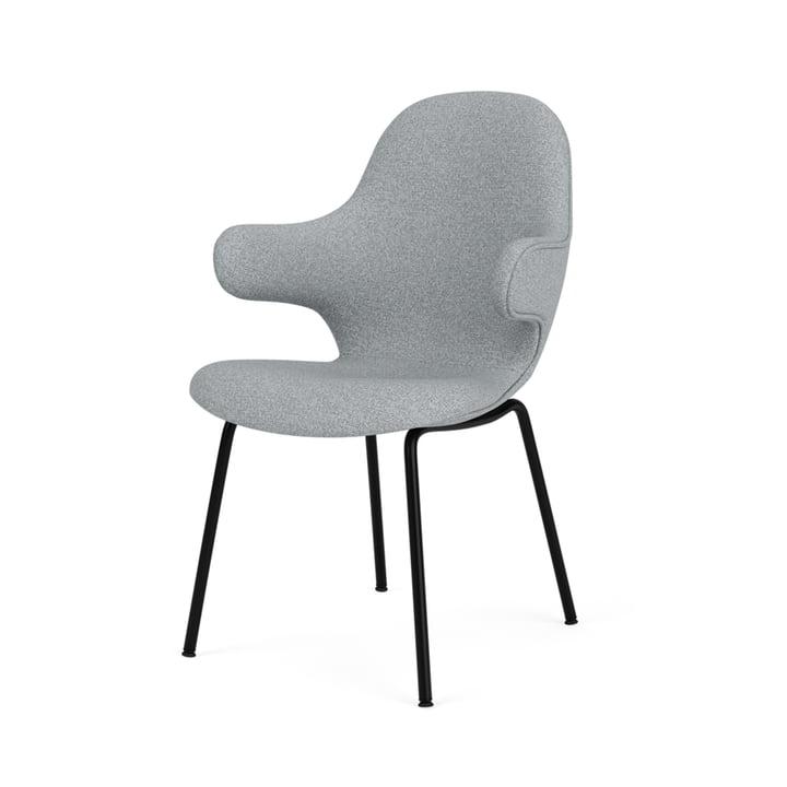 Catch JH15 lænestol, sort / grå ( Hallingdal 65 130 ) af & tradition