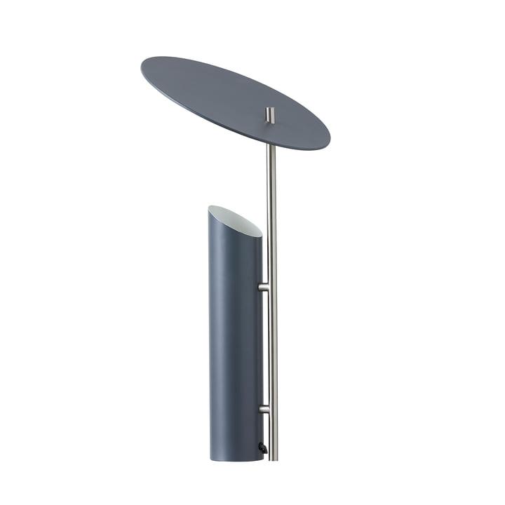 Reflekter bordlampe, grå af Verpan