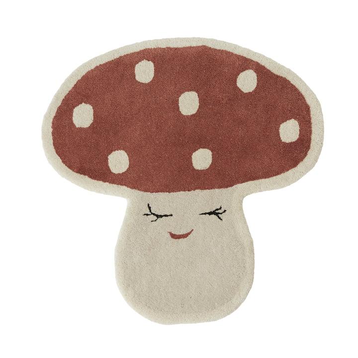 Malle Mushroom børns OYOY af OYOY i rødt