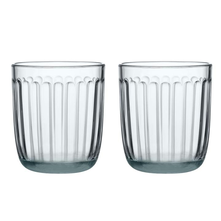 Raami drikkeglas 26 cl fra Iittala i genbrugsudgaven (sæt med 2)
