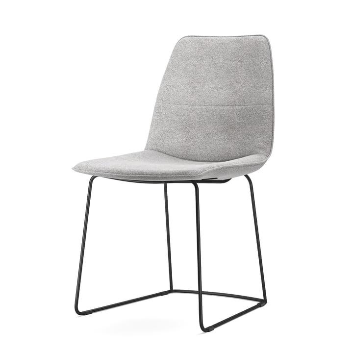 117 stol fra freistil i signalgrå (1050)