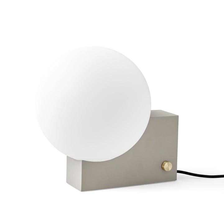 Journey LED bord- og væglampe SHY1 by & Tradition i farven silkegrå