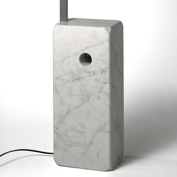 Flos – Arco standerlampe, marmorfod