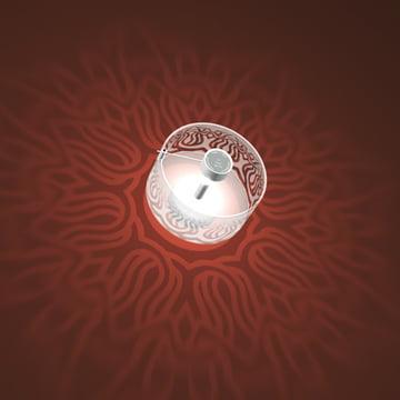 Shadow lampe – 'Bombay'