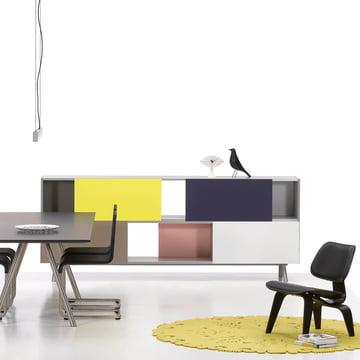 Kombinerede designklassikere fra Vitra