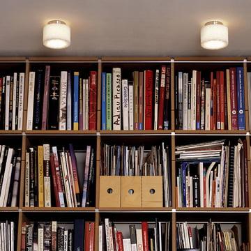 serien.lighting – Reef loftslampe i skumkeramik