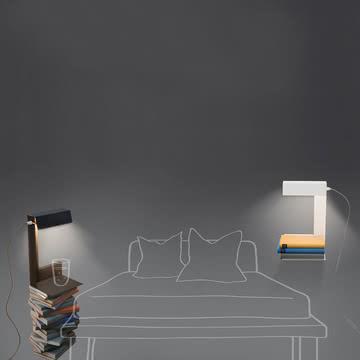 Konstantin Slawinski – SL 21 Left or Right lampe – anvendelse