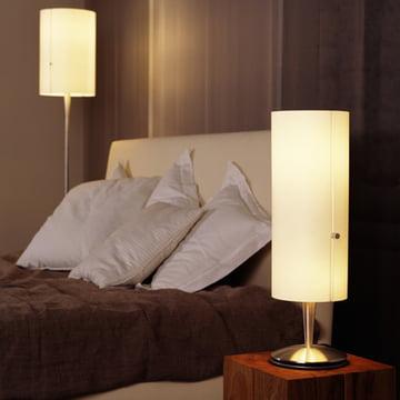Club bordlampe lav, anvendelse som natbordslampe