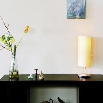 Club bordlampe lav, anvendelse på skænk
