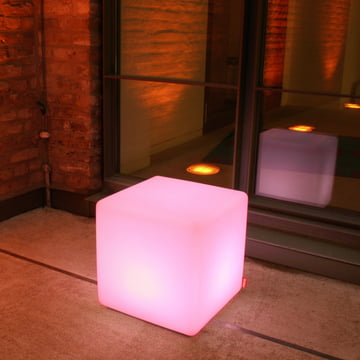 Moree LED Cube Outdoor – stemning