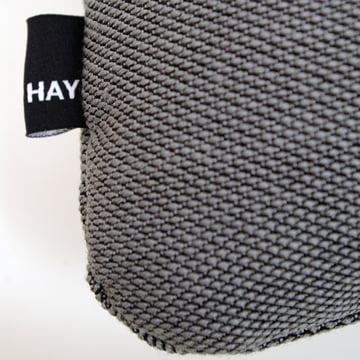 Hay – Dot 2 x 2 Steelcut Trio pude, mørkegrå