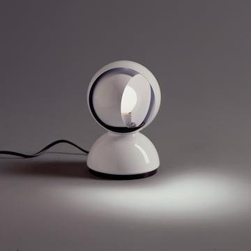 Artemide – Eclisse bordlampe, hvid
