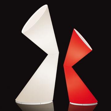 Kundalini – La La lampe, hvid