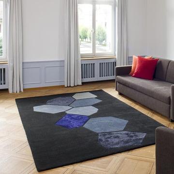 Ruckstuhl – LANDSCAPE tæppe, sort