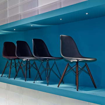Vitra – Eames Plastic Side Chair DSW – gruppe