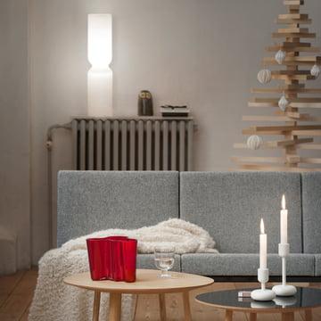 Iittala – lanterne – Aalto, stemningsbillede
