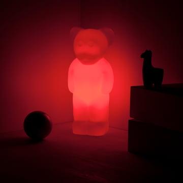 Authentics – Lumibär, stemningsbillede, rød
