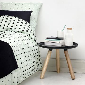 Normann Copenhagen – Cube sengetøj, mintgrøn/stemningsbillede