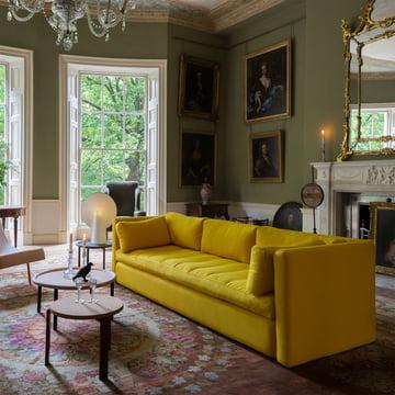 Hackney sofa af Sebastian Wrong for Hay