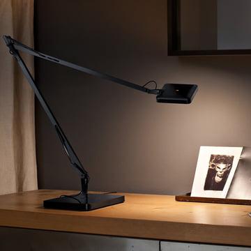 Flos – Kelvin LED-arbejdslampe, sort