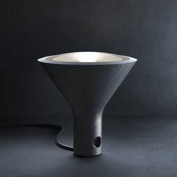 FontanaArte – Yupik bordlampe, sort