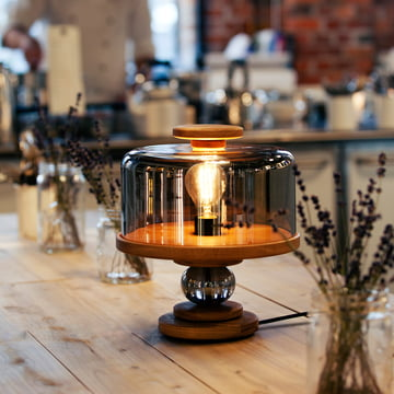 Northern Lighting – Bake Me a Cake bordlampe
