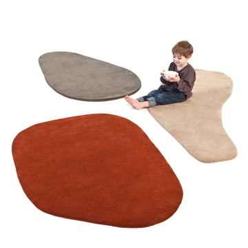 nanimarquina – Stone Wool tæpper