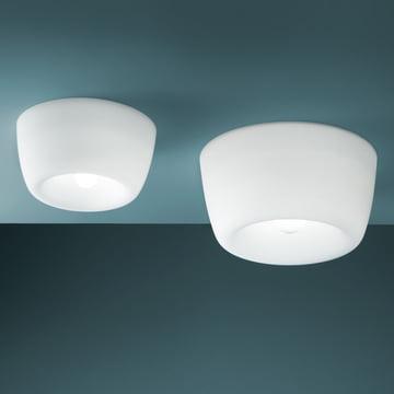 FontanaArte – Amélie loftslampe, hvid