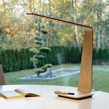 LED 8 bordlampe til kontoret