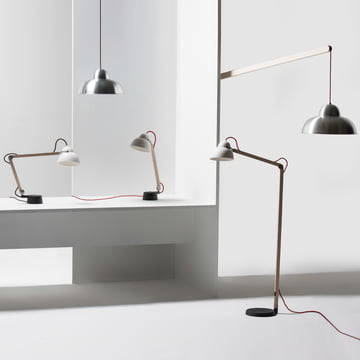 Wästberg – Studioilse lampekollektion
