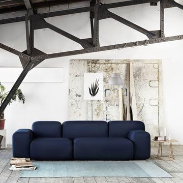 Varjo tæppe og Airy sofabord fra Muuto.
