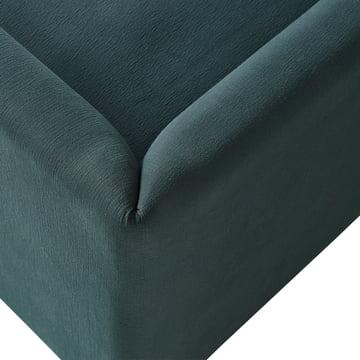 Hay – Hackney sofa, Bellagio-petroleum