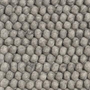 Hay – Peas tæppe, medium grey