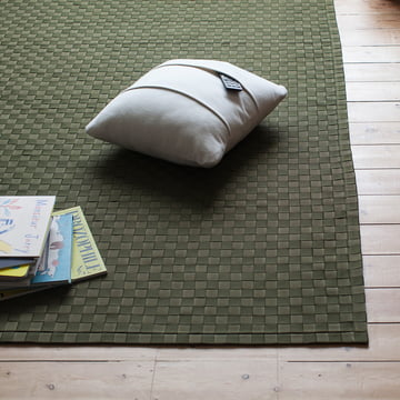 Objekten – Kangaroo puder og Passo tæppe