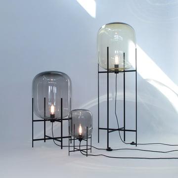 Pulpo Oda lampe i 3 størrelser