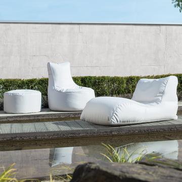 Sitting Bull – Relaxer, isgrå