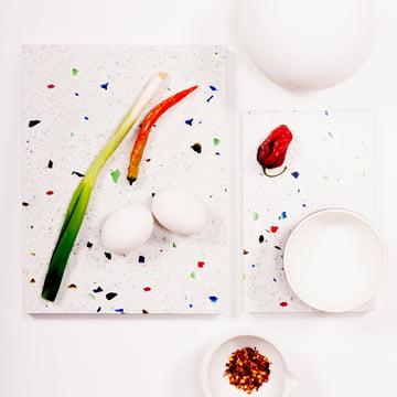 OK Design – Confetti stort, flerfarvet