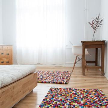 myfelt – Lotte rektangulært tæppe