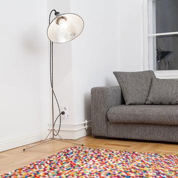 Lotte rektangulært tæppe fra myfelt