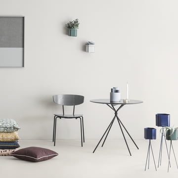 Produkter fra ferm LIVING og Herman Studio